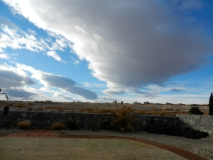 Las Cruces cloudscape for Norine Dresser photo collection