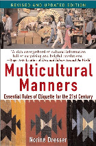 Multicultural Manners bookcover
